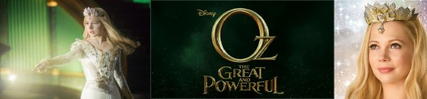 Glinda The Good - Oz the Great and the Powerful