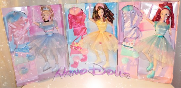 Princess on Ice Mattel