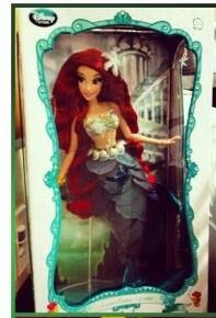 Ariel LE from Disney Store