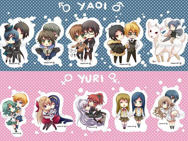 Yaoi ou Yuri?