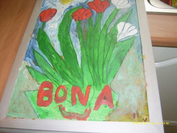 peinture de fleur