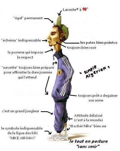 exemple d'un jeune algérien !!!