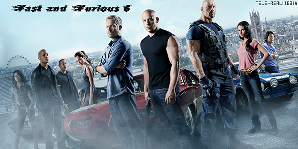 Fast and Furious 1 à 7