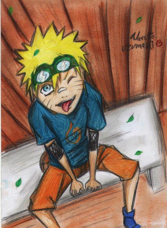 Naruto Gamin