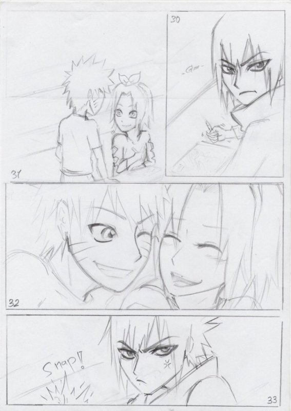Sasuke le jaloux