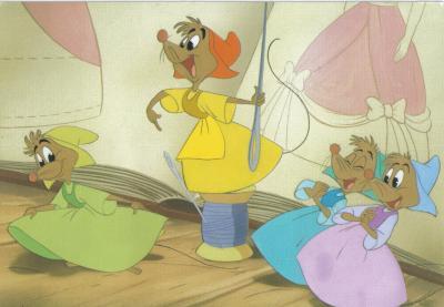 cendrillon marie et les autres souris - Souris Cendrillon