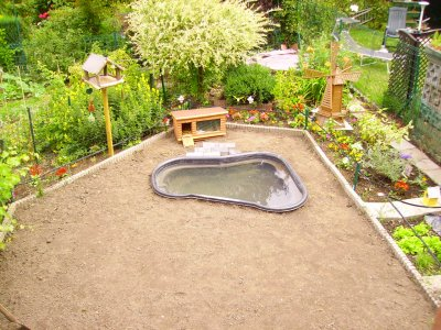 transformation jardin