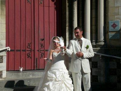 Mariage Noémie et Grégory