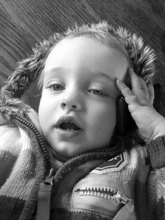 mOn bebe d'amOur