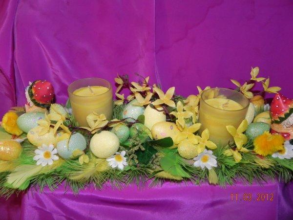 Blog de reinedeco reinedeco for Decoration pour paques