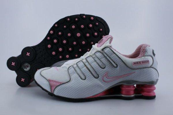 los angeles c2fd6 73408 HAGO CHOIX Nike Shox NZ Femmes
