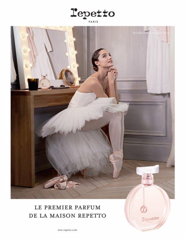 Le premier parfum de la maison répetto