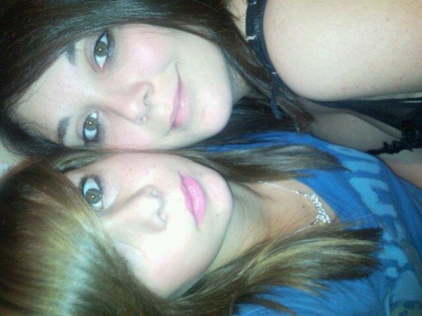 moi et ma soeur ke j'adore