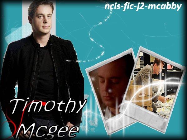 Thimoty Mcgee alias Sean Muray