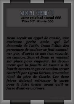 ::Saison 1 On J2-Supernatural-MyLove ©Tout Plagiat est Interdit Merci de respecté mon travail _Créa1_Créas2/3 Créa4_ :: _Déco_ :: _Newsletter_ :: _Sommaire_ :: _50girlkate37_