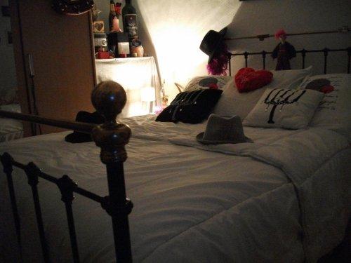 Mon lit d'amoureux