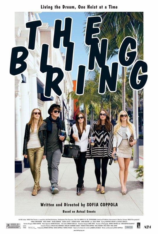 Le 02/05/13 Un nouveau Photoshoot d'Emma est apparue pour le magasine Nylon.Qu'en pensez - vous? Personnellement , j'adore les chaussures que porte Emma ! :D <3+ Une nouvelle photo promo de the Bling Ring d'Emma :) + Une nouvelle affiche publicitaire de the bling ring :D <3
