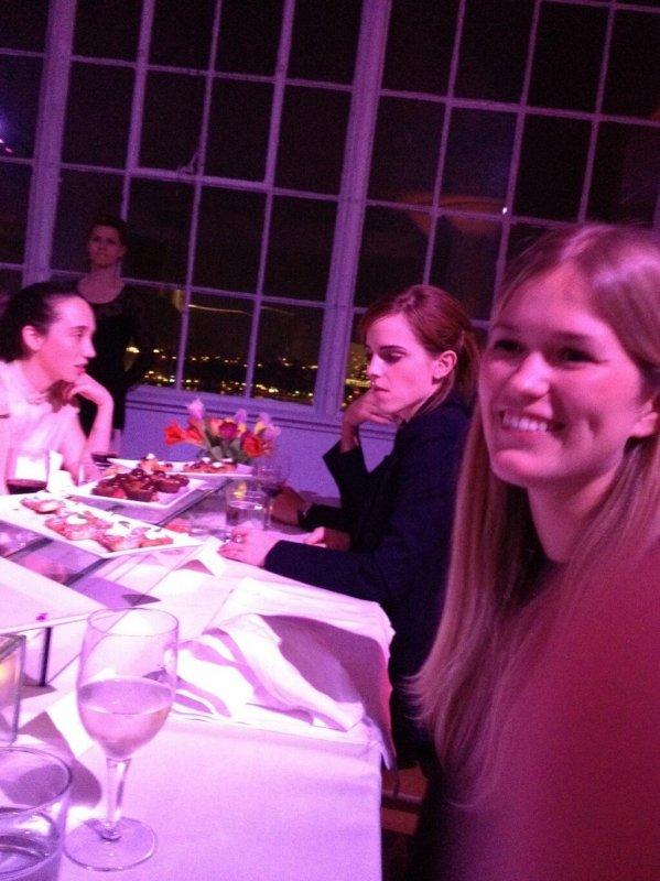 Le 09/05/13 :Quelques nouvelles photoshoot du magasine Nylon sont apparues+ Une photo d'emma déjeunant avec des amis a New york le 08/05/13 + 2 affiches de The Bling Ring