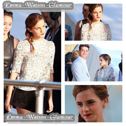 18.05.13-> Coucou , Emma à été aperçu a l'aéroport de Nice , et oui la belle a quittez Canne ce matin même .+The Bling Ring + Infos.