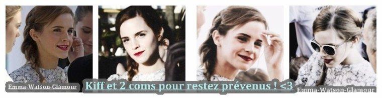 30.05.13-> Emma à l'aéroport+Infos.