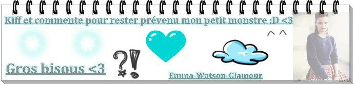 01 novembre 2013->Photos d'Emma Nylon et une nouvelle photos d'Emma à Londre.