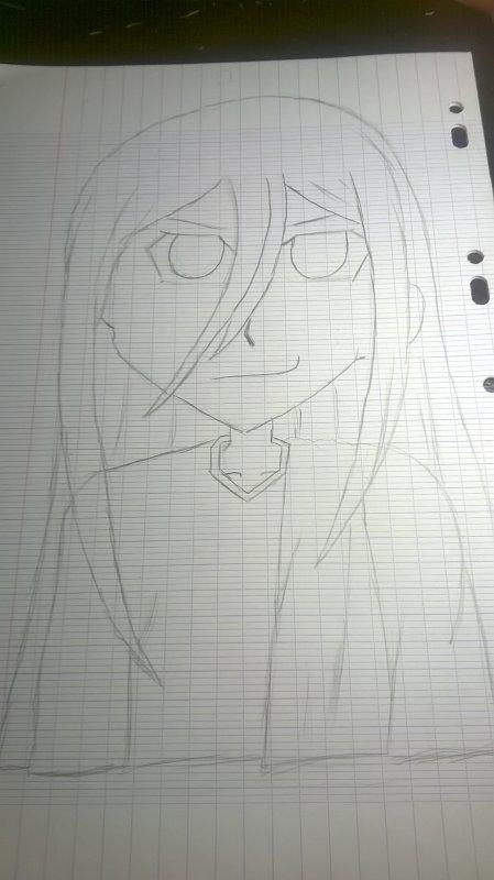 Mon premier dessin ! (lâché vous en com's !) : Byron Love, Inazuma Eleven !
