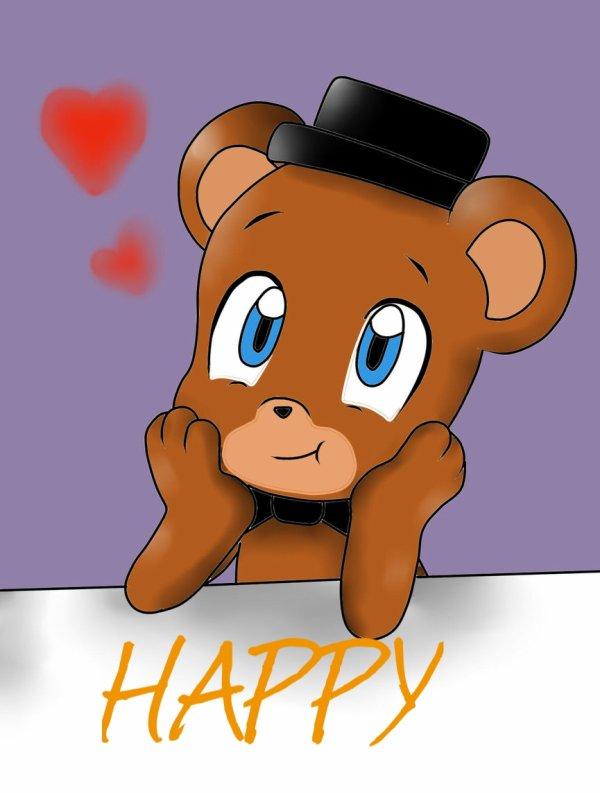 1 AN HAPPY BIRTHDAY !