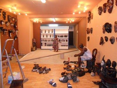 art africain galerie