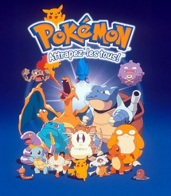 Pokemon! quel est votre preferer?