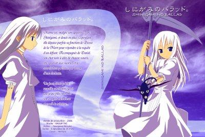 Shinigami no ballad!