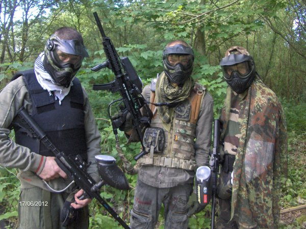 MON SPORT PREFFERER SCENARIO PAINTBALL