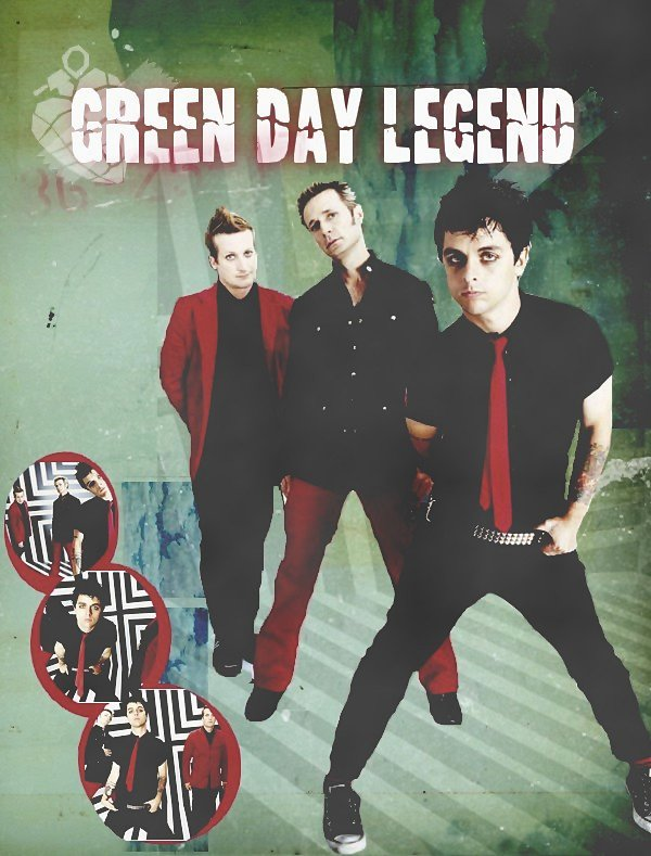 .  Green Day & ... what else ?  .