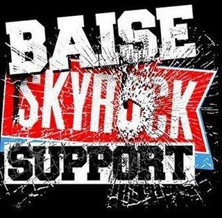 Juste un petit message pour soutenir Skyrock...
