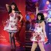 Katy Perry à enfin une statue de cire au musée de Madame Tussaud à Vienne