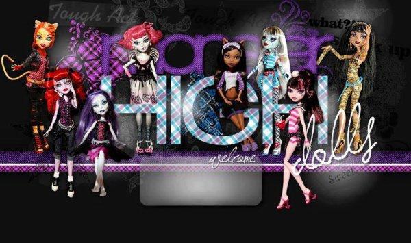 Monster High <3