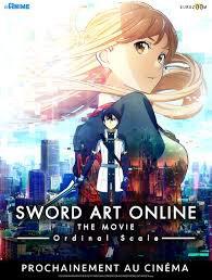 SAO le film 2017