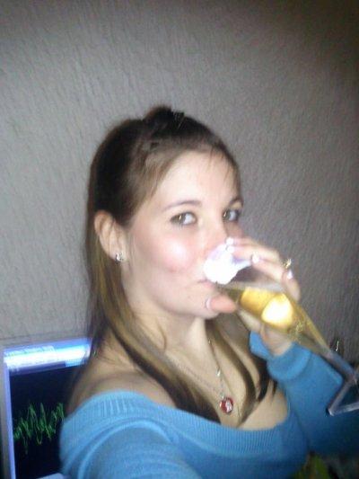 moi et le champagne grande histoir d'amour