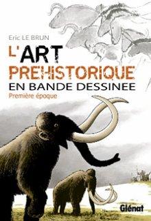 L'art préhistorique en bande dessinée - Première époque