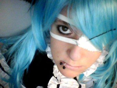 MY BEST KITTY NEKO XD (Amelie. B)  My female Sasuke