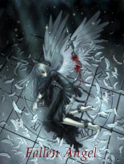poem: Fallen angel