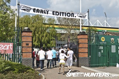 EARLY EDITION By Speed Hunter