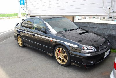 Subaru Legacy B4 Tommy Kaira