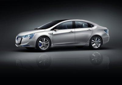 Luxgen Neora EV Concept
