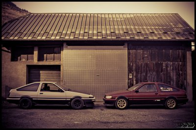 Cédric Martinet's Levin and Trueno