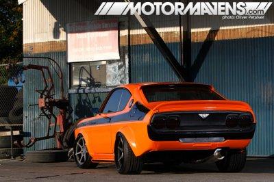 Motorsports Ranz RX4 (modernisés)