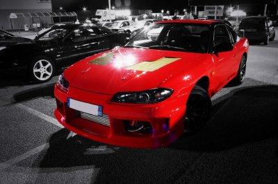 zanshi Street racer mensuel du 27 Aout 2011