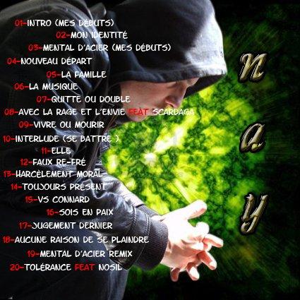 Mental D'Acier  / Nay Vs Connards (2012) (2012)