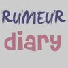 RUMEURdiary