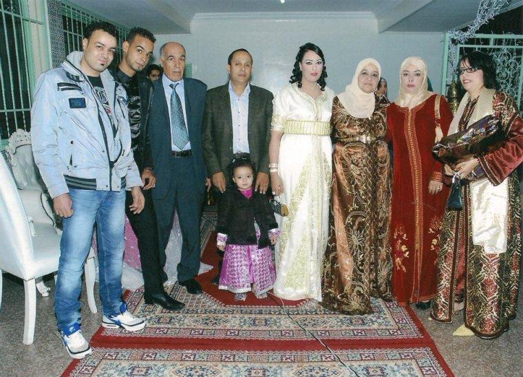 ma famille et bonne année 2013