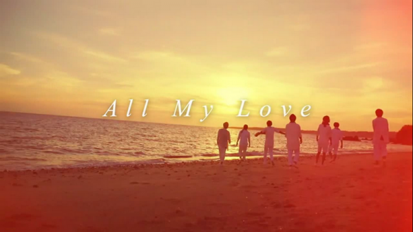All my love PV + Making (co -prod Ichigo Ichie Fansub)